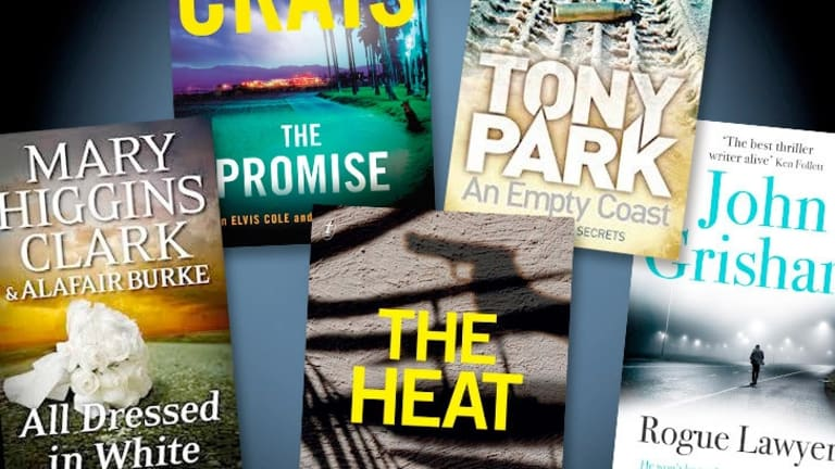 crime does pay with one of these novels as a christmas gift - Best Christmas Novels