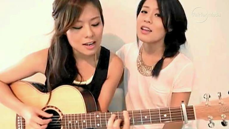 Pop sensations Jayesslee: Twins Janice and Sonia Lee