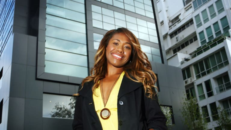 "Singer Paulini: ""Such a blessing."""