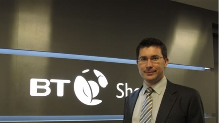 Phil Rodrigues, BT's director of security for Asia-Pacific Middle East and Africa.