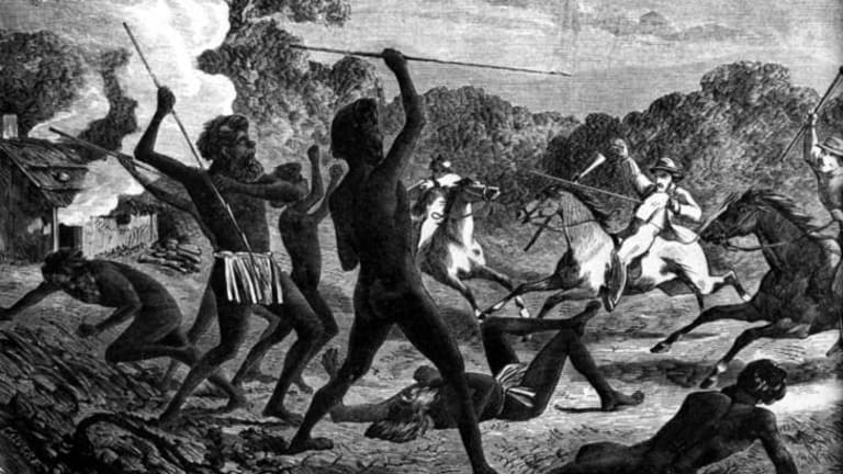 Henry Reynolds is determined to turn attention on the war for Australia that dispossessed as many as 1 million Aboriginal people.