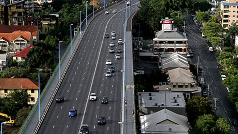 The morning peak hour on some southeast Queensland roads now starts at 5am.