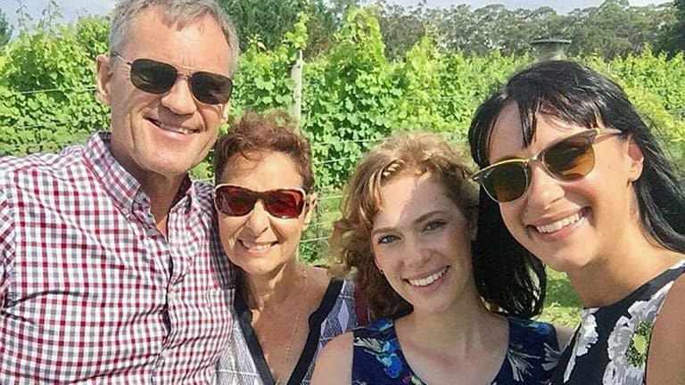 Lars Falkholt, his wife Vivian, and their daughters Annabelle and Jessica have all died following the Boxing Day crash.