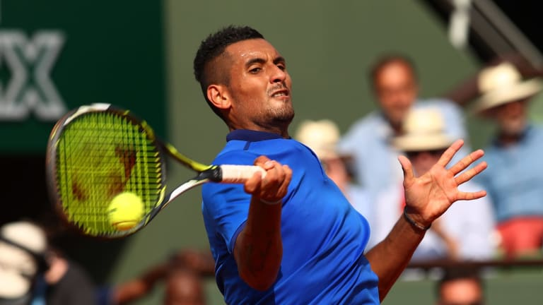 Nick Kyrgios has quit his bid for Rio Olympic Games selection.