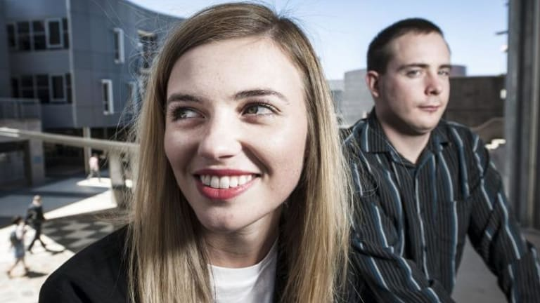 Katie Prowd and Darryl Woodford, social media experts at Queensland University of Technology have applied their 'hypometer' to the 2014 Hottest 100.