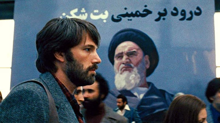 Ben Affleck's movie Argo won an Oscar for portraying a CIA scam to make a fake movie in order to free hostages from Iran.
