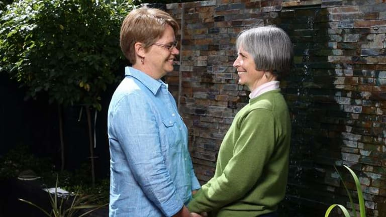 Australian law still does not allow gay marriage.
