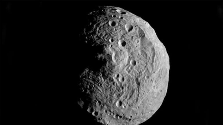 Asteroid Vesna.