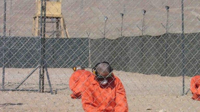 A narrow world: Prisoners at Guantanamo Bay