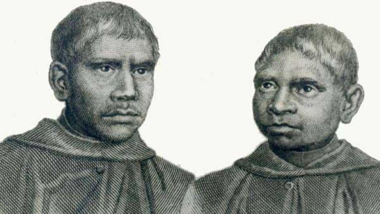 John Dirimera and Francis Conaci.