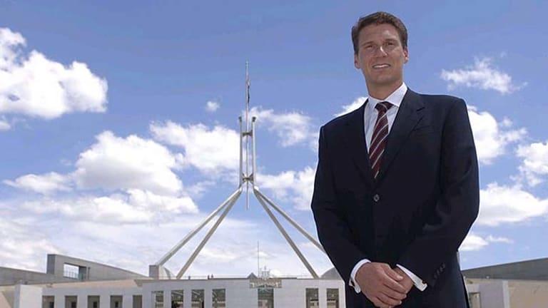 Speech cancelled  ... Senator Cory Bernardi.