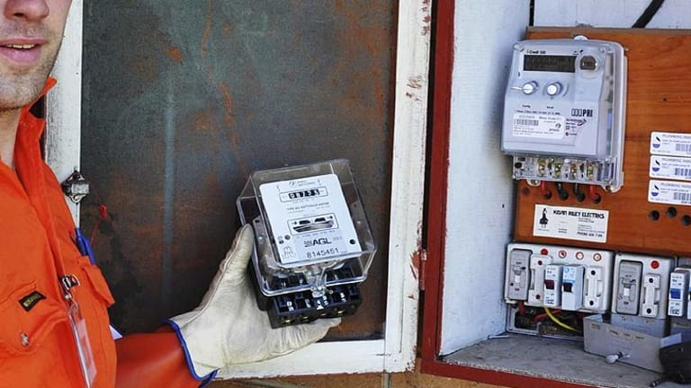 Loved and loathed ... The smart meter scheme has been controversial.