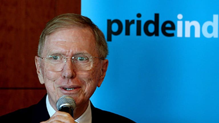 Come on out ... former Justice of the High Court of Australia Michael Kirby has taken politicians to task over their reluctance to introduce gay marriage.