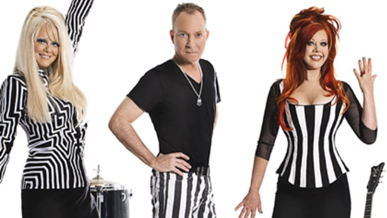 The B-52s and The Proclaimers are on their way down under.
