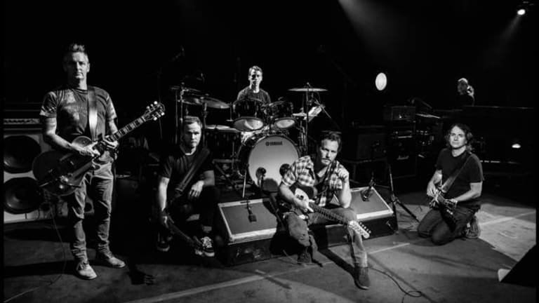'Gangbuster show' ... Pearl Jam is performing at Big Day Out, with Blur and Arcade Fire.
