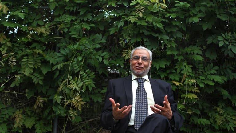 Egyptian-born Ibrahim Abu Mohamed, the new Mufti of Australia.  <i>Photo: Kate Geraghty</i>
