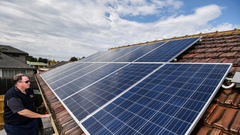 Consumers are increasingly  looking for renewable energy sources.