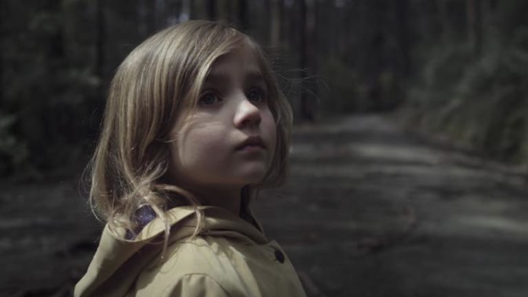 Young actress Isabella Garwoli stars in <i>Fell</i>.
