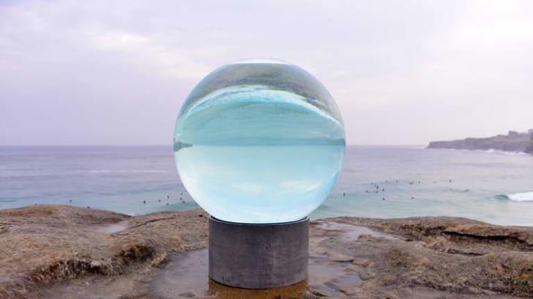 <i>Horizon,</i> byLucy Humphrey.