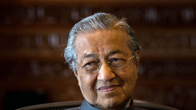 Mahathir Mohamad, Malaysia's former prime minister, has said the foreign exchange royal commission was aimed at sending him to jail.