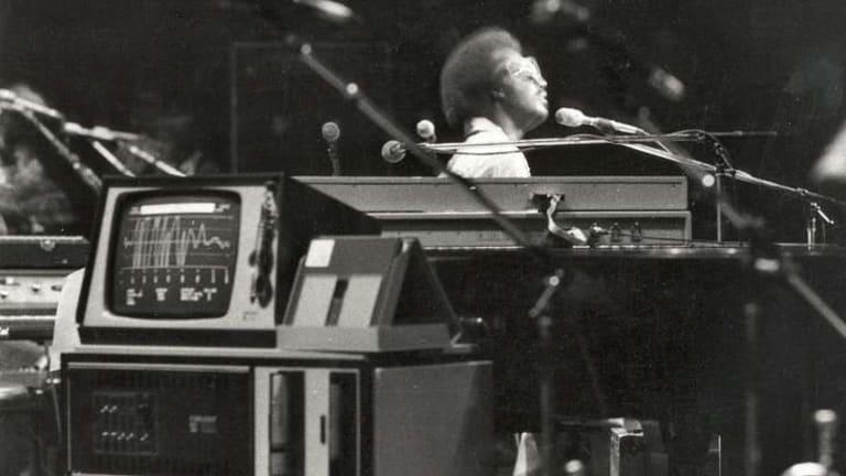 Stevie Wonder bought the first Fairlight.