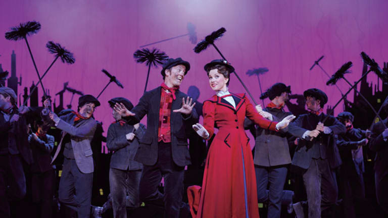 Mary Poppins has received 12 nominations in this year's Helpmann Awards.