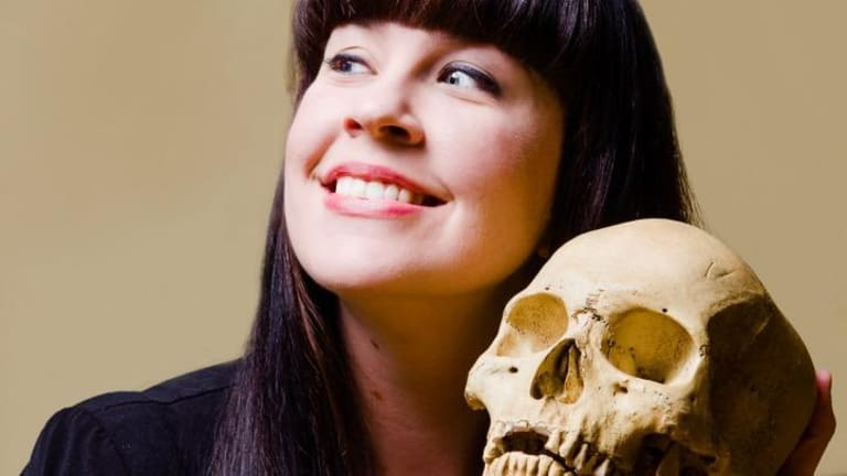 Caitlin Doughty faced her worst fears by working in a crematorium when she was 23 years old. She is now an author, soon to visit Australia for the Writer's Festival.