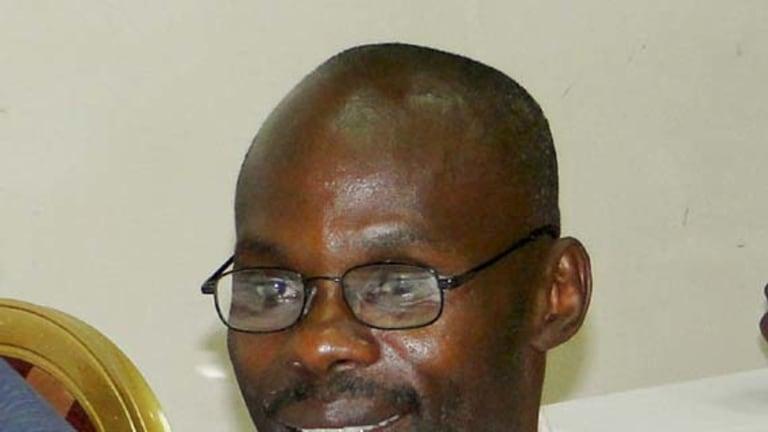 Recent court victory ... David Kato.