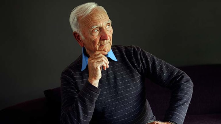 Alf 'Uncle Boydie' Turner, grandson of William Cooper.