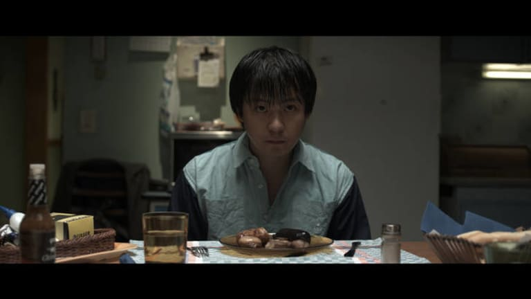 Ignacio Huang stars as a Chinese man in Buenos Aires who speaks no Spanish.