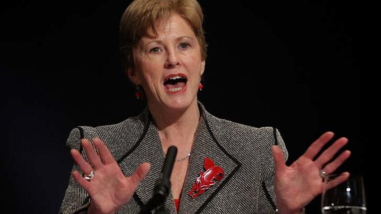 Endorsed the hoax ... Christine Milne.