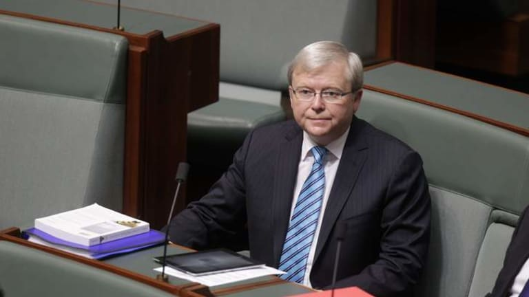 'If they had known about the document before or during the election campaign, it would have been an even bigger story because...Kevin Rudd had been PM when the phone-tapping allegedly took place.'