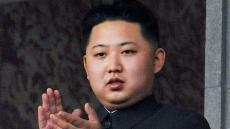Successor ... Kim Jong-un.