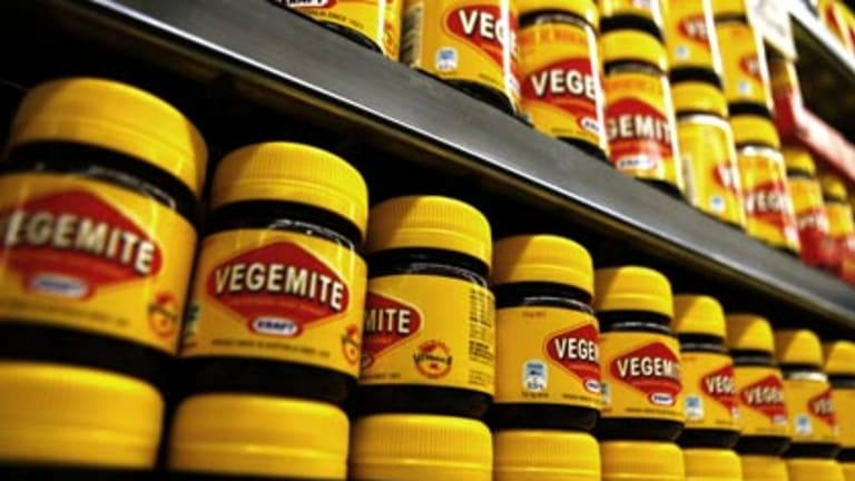 Kraft is today launching the first new version of Vegemite in 85 years.