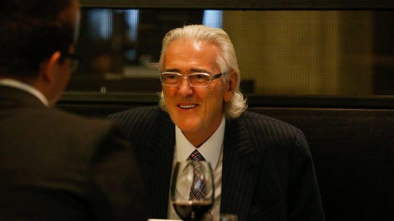 Village Roadshow co-chief executive Graham Burke.