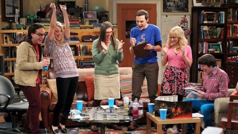<i>Big Bang Theory</i> is still a ratings winner.