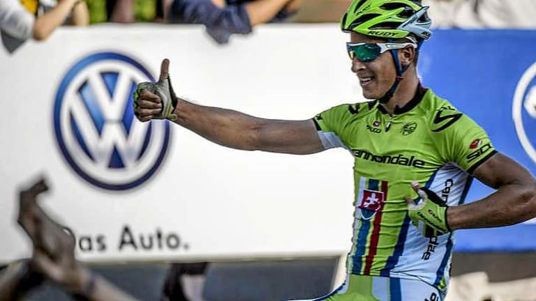 Sagan wins second stage in Oman, takes lead