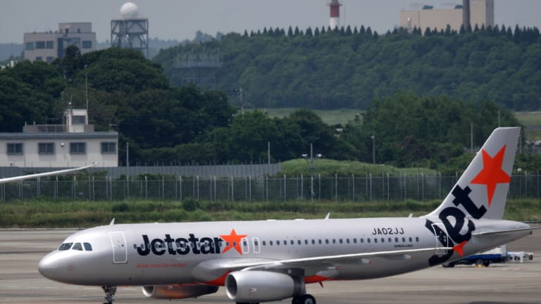 Jetstar Japan has 20 A320 aircraft and a 60 per cent share of the growing low-cost carrier market in Japan.
