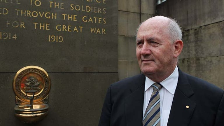 General Peter Cosgrove, the former chief of the Defence Force, will replace Quentin Bryce as Australia's next governor-general.