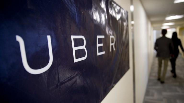 Uber has spread around the world, disrupting the taxi establishment.