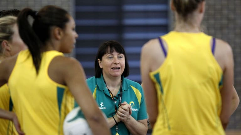 Diamonds netball coach Lisa Alexander: ''We don't shy away from facing up to the reality of performance.''