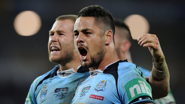 Big dream: Jarryd Hayne is ready for the next challenge.