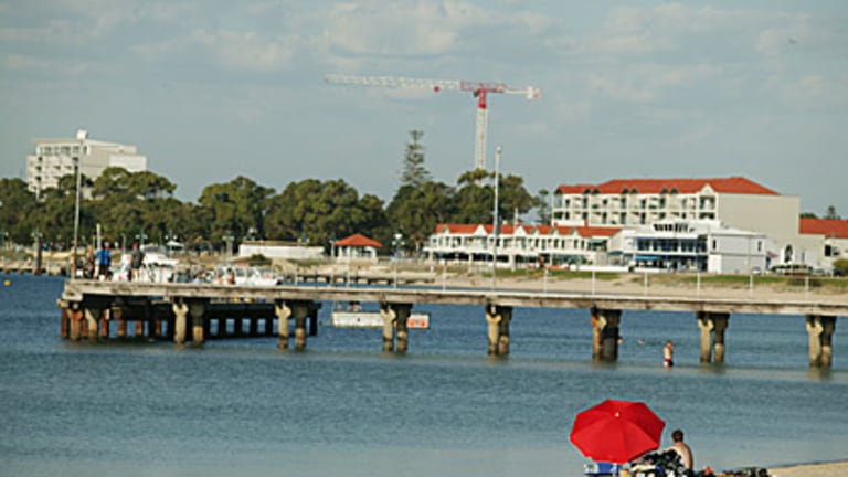 Rockingham beach trumps all other West Australian waterfronts.