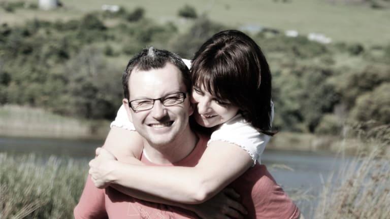 Aaron and Lisa King.
