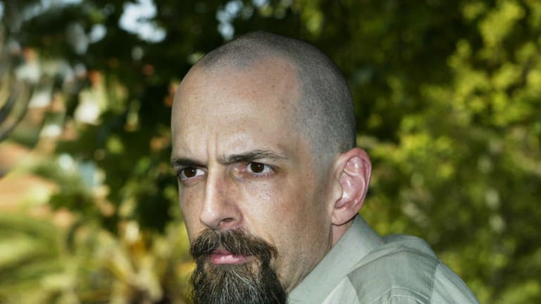 Science fiction and historical fiction writer Neal Stephenson.