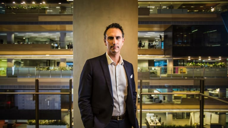 """Christian Venter, ANZ's general manager of technology and digital banking, says """"agile"""" working should require fewer staff."""