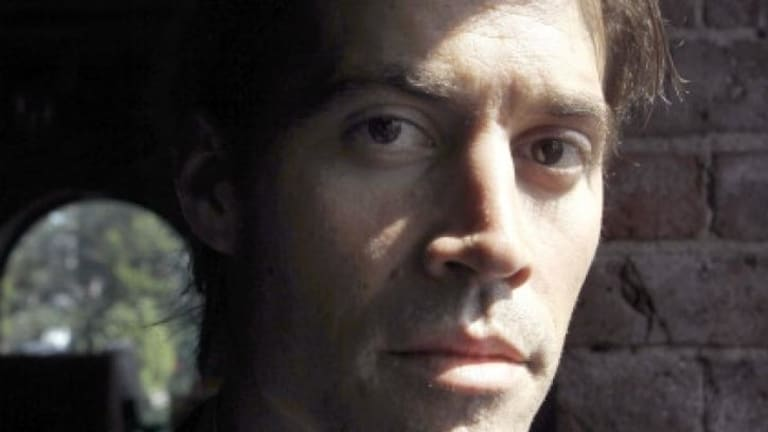 American journalist James Foley.