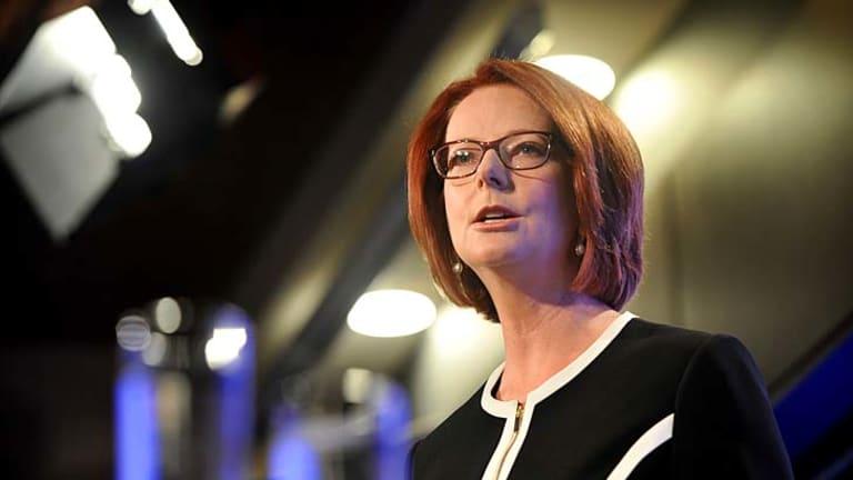 Julia Gillard's toughness may be Labor's last best hope.