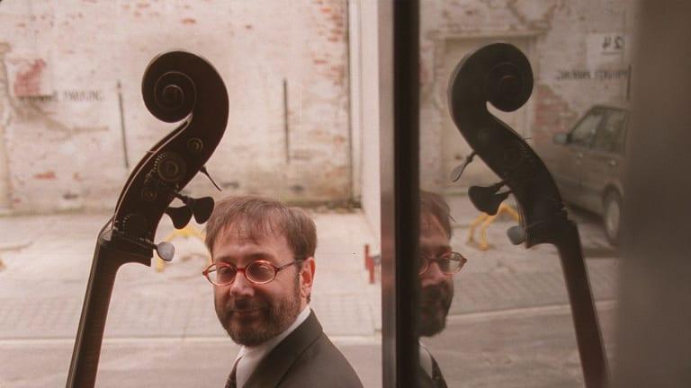 Michael Tortoni: jazz club owner  by night, stockbroker by day.