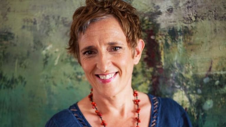 Charlotte Wood, author and new chair of arts practice, literature for the Australia Council.